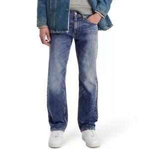 Levi's 559 Relaxed fit Medium Wash Jean Size 40x32